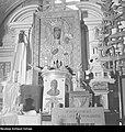 0102 Obraz Matki Boskiej Częstochowskiej w sukience z okazji 600-lecia klasztoru jasnogórskiego.jpg