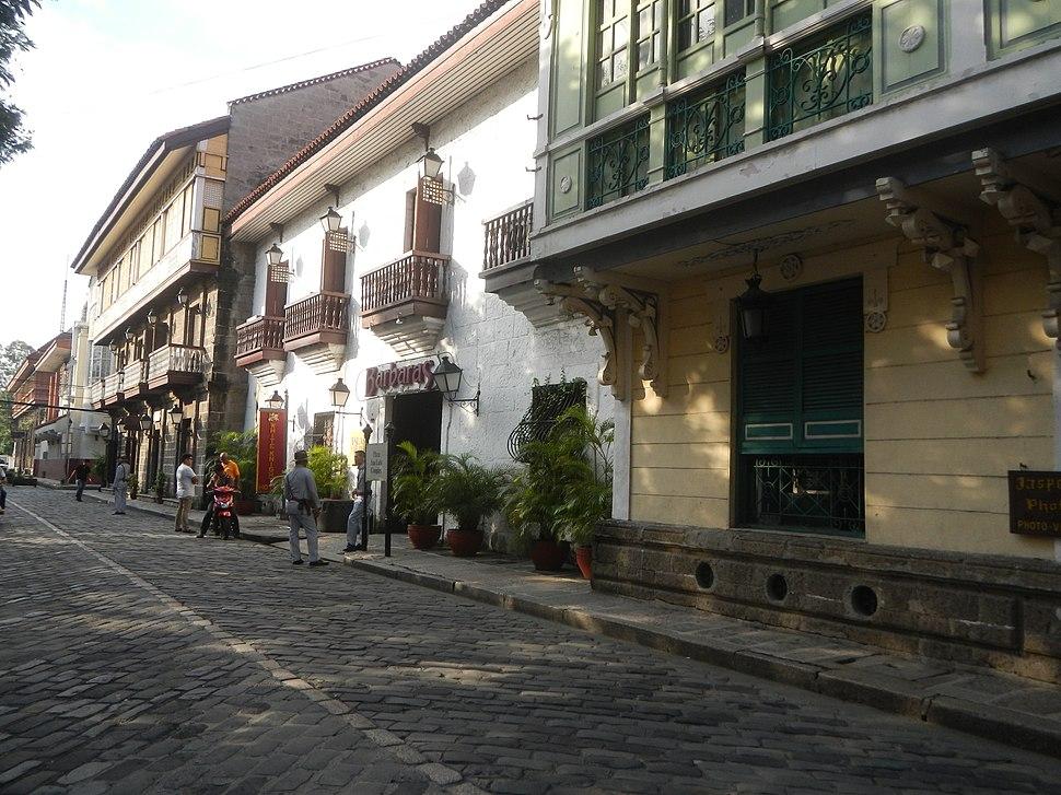 02407jfManila Intramuros Streets Buildings Churches Landmarksfvf 08