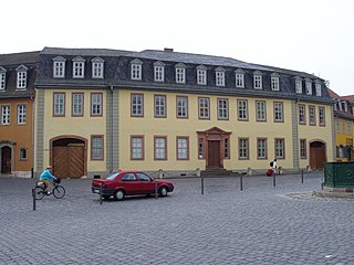 Goethe-Nationalmuseum museum