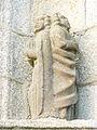 04 Bourg-Blanc statue géminée église paroissiale.JPG