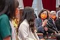 05.04 總統接見「2021 GiCS第一屆尋找資安女婕思獲獎隊伍」 (51156133292).jpg
