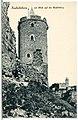 06126-Saalecksburg-1905-mit Blick auf die Rudelsburg-Brück & Sohn Kunstverlag.jpg