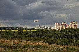 08-2021. Russia, Elektrostal. Yalaginskoe pole.jpg