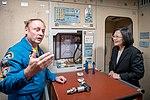 08.19 「同慶之旅」總統參訪美國國家航空暨太空總署(NASA)所屬詹森太空中心(Johnson Space Center) (30269662018).jpg