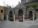 09017jfSaint Francis Church Bells Meycauayan Heritage Belfry Bulacanfvf 13.JPG