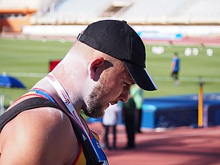 Romanian athlete