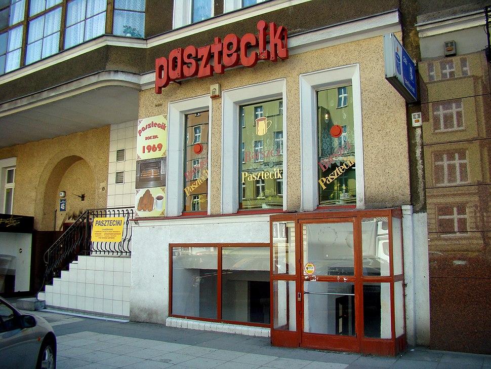 1104 Pasztecik Szczeciński Bar
