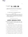 116th United States Congress H.J.Res. 030 (1st session) - Disapproving the President's proposal to take an action relating to the application of certain sanctions with respect to the A - Introduced in House.pdf