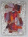 1210 Autokaderstraße 3-7 Tomaschekstraße 44 Stg 49 - Smaltenmosaik-Hauszeichen Abstrakte Komposition von Edda Mally 1968 IMG 1348.jpg