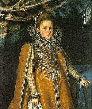 La Flora - Grand Duchess Maria Maddalena