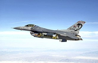 100th Fighter Squadron - Image: 160th Fighter Squadron General Dynamics F 16C Block 30K Fighting Falcon 88 0399