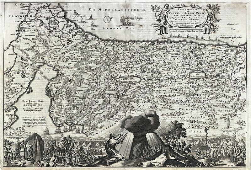 roman visscher kaart