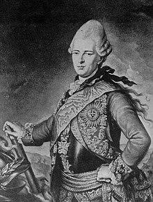 Karl von Hessen-Kassel (Quelle: Wikimedia)