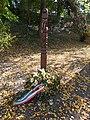 1848-49-es szabadságharc kopjafa, 2019 Etyek.jpg