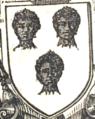 1864 Armes de Bonnechose - Discours à Rome.png