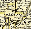 Milton County, Georgia (1883)