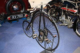 Kangaroo bicycle
