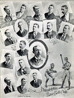 1894 Philadelphia Phillies season - The 1894 Philadelphia Phillies
