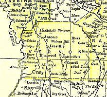 Vernon Parish Louisiana Wikipedia