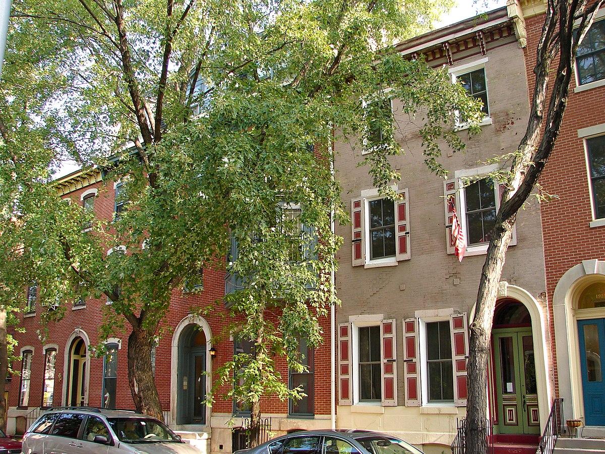 Venetian Architecture Spring Garden Philadelphia Wikipedia