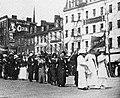 1913 texas women march on Washington.jpg
