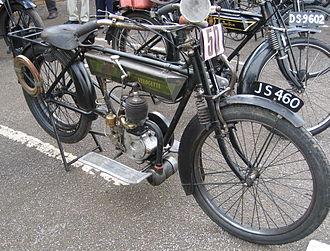Velocette - 1913 Velocette Model A