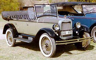 Chevrolet Superior Car model