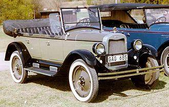 Chevrolet Superior - 1926 Chevrolet Superior Series V Touring