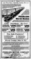 1927 Peerless Motors ad newspaper.png