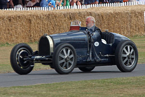 Bugatti Type 51 - 1931 Bugatti Type 51