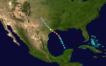 1932 Atlantic hurricane 2 track.png