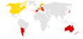 1952 Winter Olympic Games medals map.png