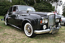 1964 bentley s3