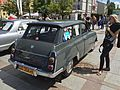 1966 Saab 95 with 841 cc 3-cylinder 2-stroke engine in Sopot Poland 4of7.jpg