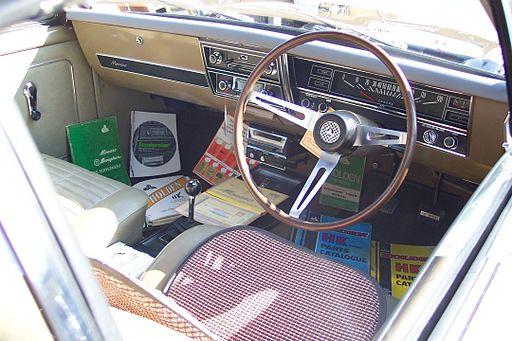 1969 Holden HK Monaro (5113639971)