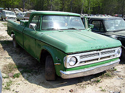 1971 Dodge 100
