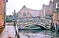 1972 City Mill YHA and bridge, Winchester.jpg