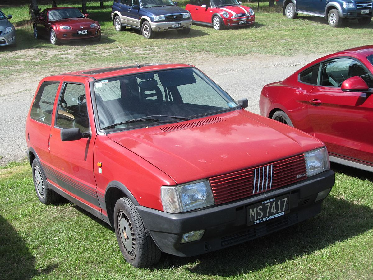 fiat uno turbo wikipedia. Black Bedroom Furniture Sets. Home Design Ideas