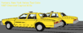 1987 Chevrolet Caprice Yonkers, New York Yellow Cabs.png