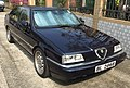 1995 Alfa Romeo 164 (front).jpg