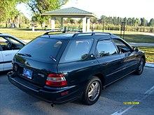 1995 honda accord v6 engine