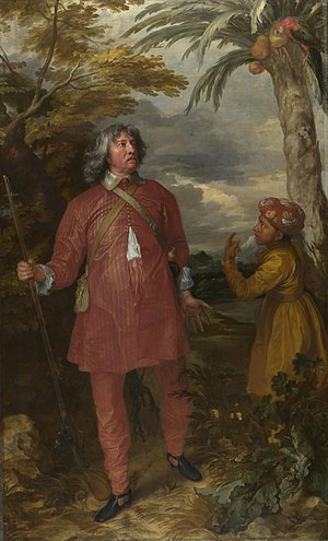 William Feilding, 1st Earl of Denbigh - The 1st Earl of Denbigh by Anthony van Dyck