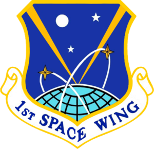 1st Space Wing - Emblem