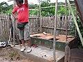 2-vault UDDT under construction (8139749537).jpg