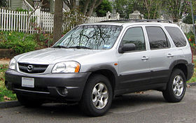 mazda tribute wikipedia. Black Bedroom Furniture Sets. Home Design Ideas