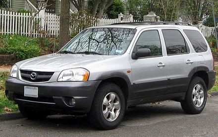Mazda Tribute 1
