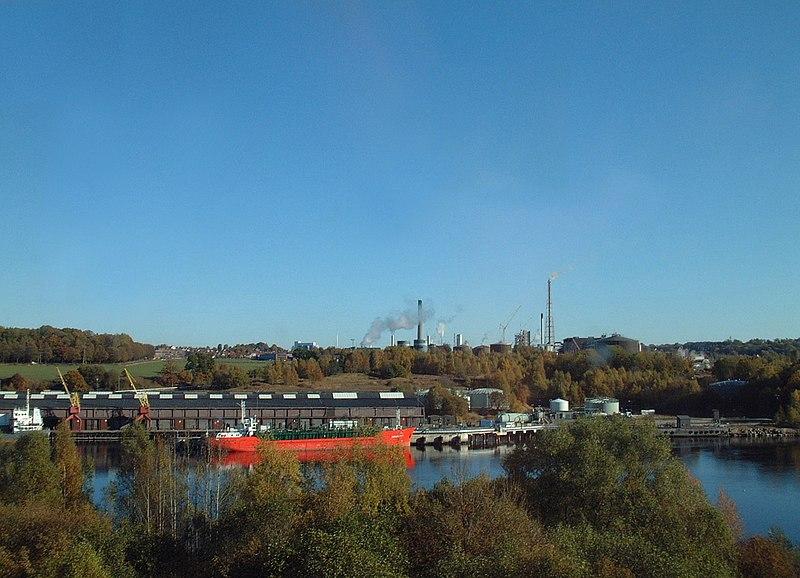 File:2003年 挪威 萨尔普斯堡 Sarpsborg, Norge - panoramio (4).jpg