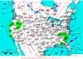 2005-05-05 Surface Weather Map NOAA.png