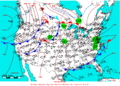 2006-05-08 Surface Weather Map NOAA.png