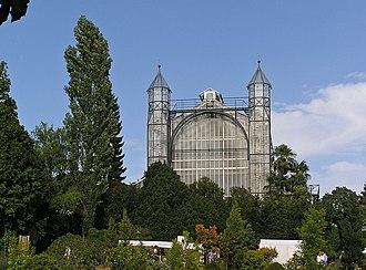 Steglitz-Zehlendorf - Image: 2006 09 02 Botanischer Garten Haus P